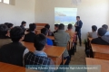 Training Volunteer Group in Surkhdar High School-Bamyan SCC