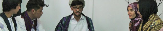 Young Leaders Promote Peaceful Coexistence in Herat