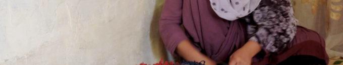 Zulfia; From Carpet Weaving to Volunteer Works