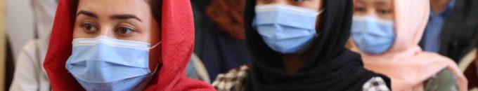 Afghan women deserve a peaceful future